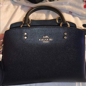 Coach purse never been used.